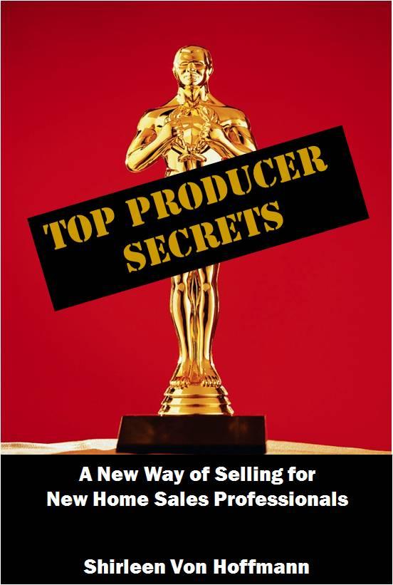 Top Producer Secrets - BOOK